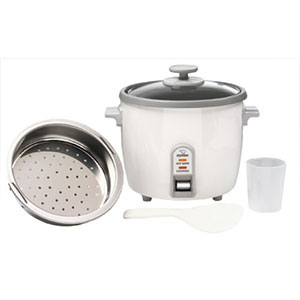 5. Zojirushi 6-Cup (Uncooked) White Rice Cooker (NHS-10)