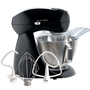 10. Hammerhead Hamilton Beach Licorice Stand Mixer (63227)