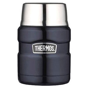 1. Thermos Midnight Blue Food Jar (16 Ounce)