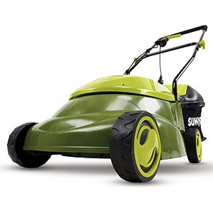 5. Snow Joe 12 Amp Lawn Mower (MJ401E)