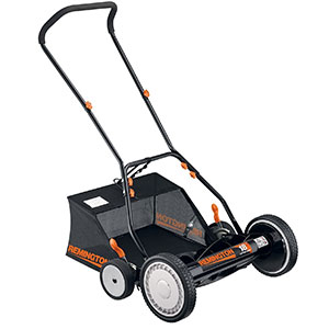 9. Remington 18-Inch Reel Push Mower (RM3100)