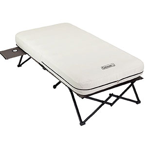 5. Coleman Twin Airbed Cot