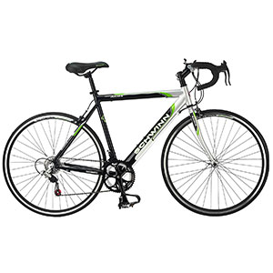 7. Pacific Cycle Schwinn Men's Road Bicycle (Axios)