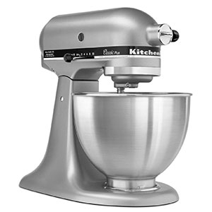 7. KitchenAid 4.5 Qt. Classic Series Stand Mixer