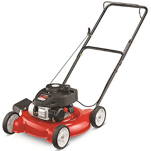 3. Yard Machines 140cc Push Mower