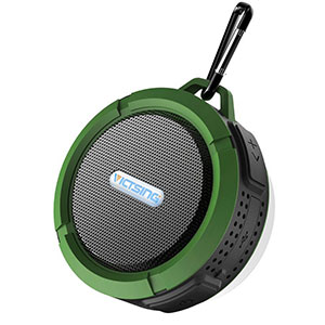 9. VicTsing Waterproof Wireless Speaker