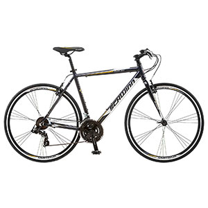 3. Schwinn Grey Men's Bike (Volare 700c)