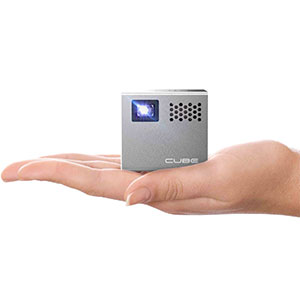 7. RIF6 Portable LED Projector