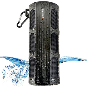 8. Alpatronix Waterproof Bluetooth Speaker