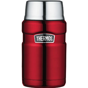 3. Thermos Cranberry Food Jar (24 Ounce)