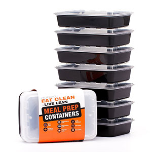 9. Evolutionize 7 Pack, 28 Ounce Containers