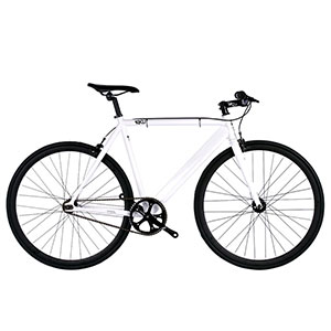 9. 6KU Fixed Gear Urban Track Bike