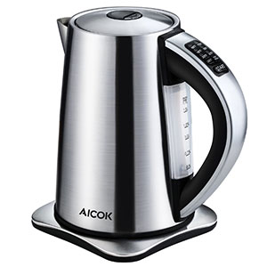 7. Aicok 1.7 L Electric Kettle