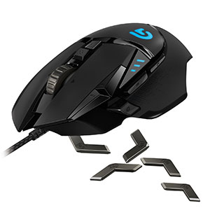 5. Logitech G502 Gaming Mouse