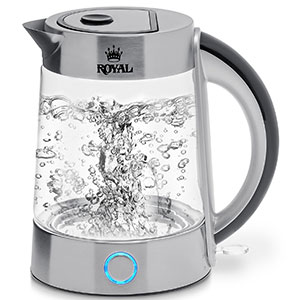 6. Royal 1.7L Electric Kettle
