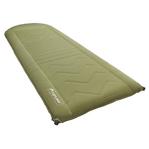 8. Lightspeed Outdoors Self-Inflating Sleep Pad