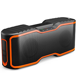 3. AOMAIS Waterproof Bluetooth Speakers (Sport II)