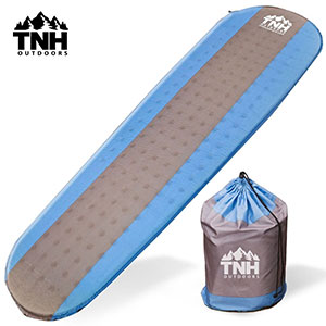 2. TNH Outdoors Sleeping Pad (Self Inflating)