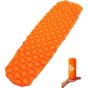 3. OutdoorsmanLab Sleeping Pad (Ultralight)