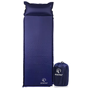 "5. REDCAMP 77""x26""x1.2-2"" Sleeping Pad"
