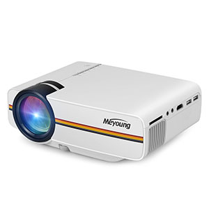 8. Meyoung TC80 Portable Projector