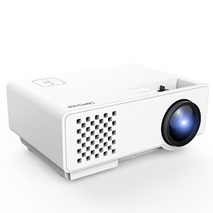1. DBPOWER LED Projector (RD-810)