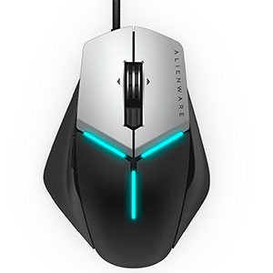 4. Dell AW958 Gaming Mouse