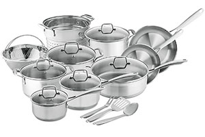 Photo of Top 9 Best Stainless Steel Cookware Sets in 2021 Reviews