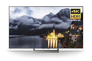 4K Ultra HD Smart LED TV