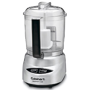 6. Cuisinart Food Processor (DLC-4CHB)