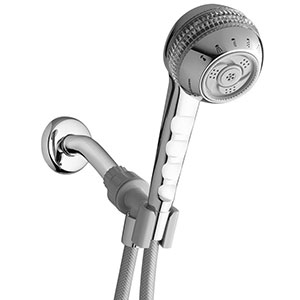 5. Waterpik Chrome Handheld Shower Head (SM-653CG)