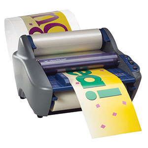 10. GBC 1701680 Thermal Laminator, Ultima 35 Ezload, and 1 Min Warm-Up