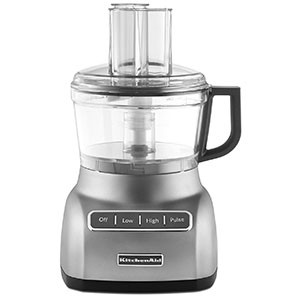 9. KitchenAid Food Processor (KFP0711CU)