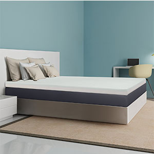 4. Best Price Mattress 4-Inch Queen Mattress Topper