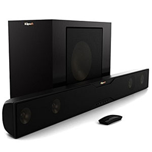 10. Klipsch R-20B Bluetooth Soundbar