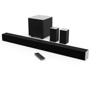 3. VIZIO SB3851-C0 38'' 5.1 Sound Bar