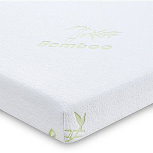 7. LANGRIA 3-Inch Mattress Topper