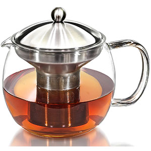 3. Willow & Everett Teapot with Warmer