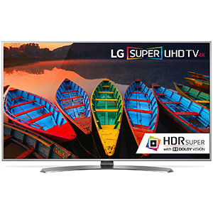 6. LG 2016 Model 60-Inch 4K Smart LED TV (60UH7700)