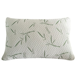 2. Sleep Whale Queen Memory Foam Pillow