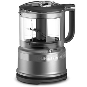 5. KitchenAid 3.5 Cup Food Processor (KFC3516CU)