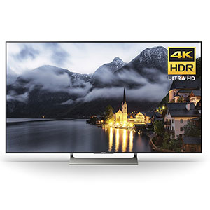 1. Sony 2017 Model 55-Inch 4K Smart LED TV (XBR55X900E)