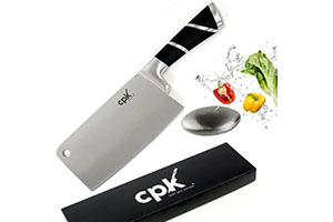 Stainless Steel Chopper Cleaver Butcher Knife