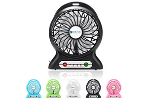 Photo of Top 10 Best Portable Rechargeable Fans in 2020 Reviews