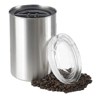 4. Planetary Design Airscape Coffee & Food Storage Canister