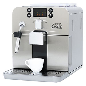 10. Gaggia Brera Super Automatic Espresso Machine
