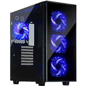 3. Rosewill CULLINAN Mid Tower Gaming Computer Case