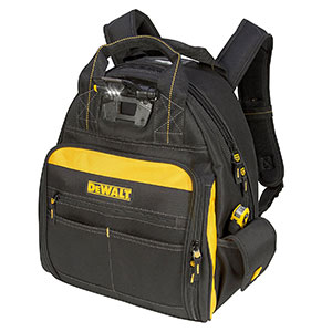 4. Dewalt DGL523 Tool Backpack