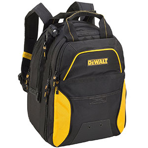 10. Dewalt DGCL33 Tool Backpack with Charging Tool