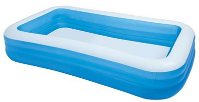 1. Intex Family Swim Center Inflatable Pool